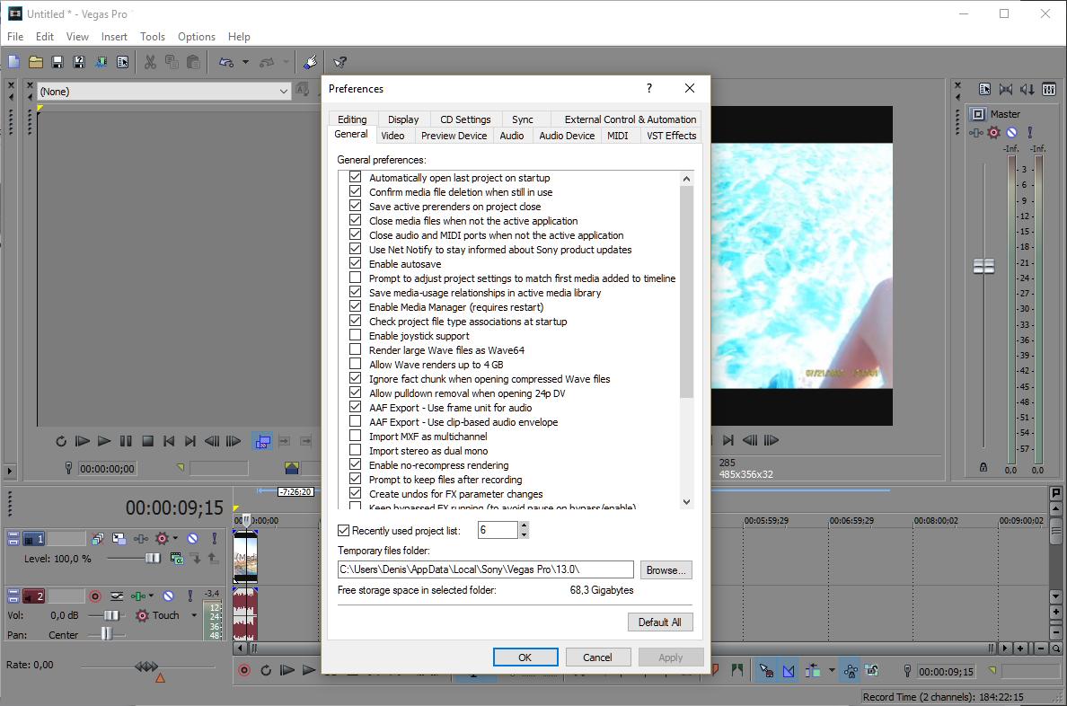 Как работать с программой virtualdub russian инструкция